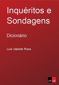 Capa do ebook Inquéritos e Sondagens - Dicionário